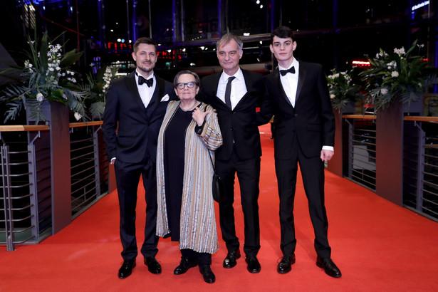 Berlinale 2020 Agnieszka Holland Ivan Trojan Juraj Loj Josef Trojan