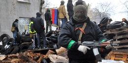 Wojsko zaatakowało separatystów?