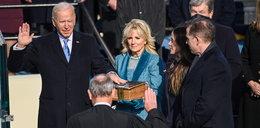 """Joe Biden zaprzysiężony na prezydenta USA. """"Triumf demokracji""""[Relacja na żywo]"""