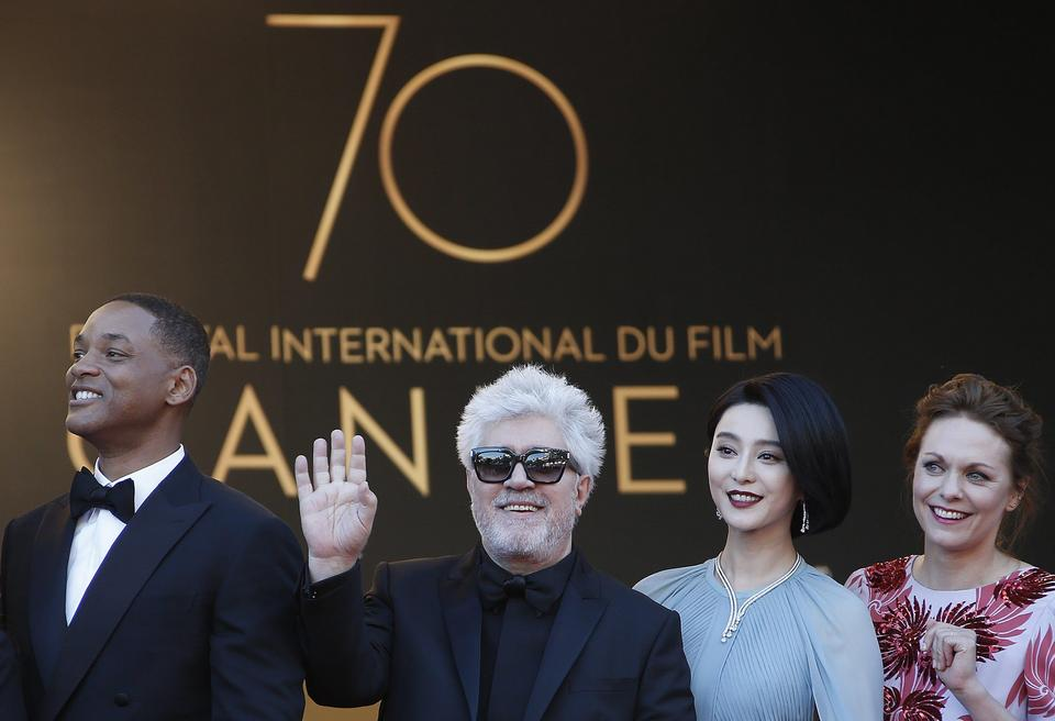 Ismael's Ghosts Premiere - 70th Cannes Film Festival