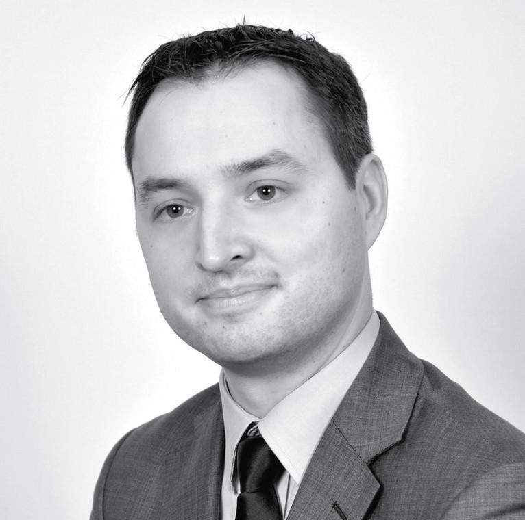 Paweł Judek, radca prawny, kancelaria Działyński i Judek  fot. Materiały prasowe