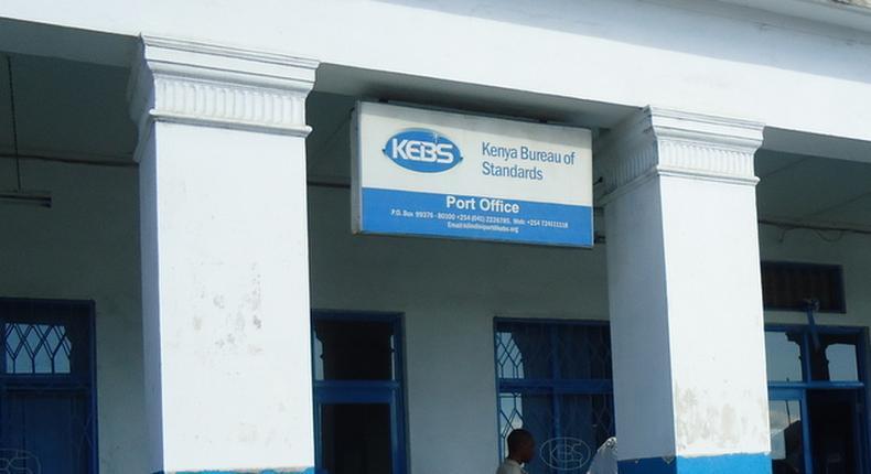 Kenya Bureau of Standards (KEBS)