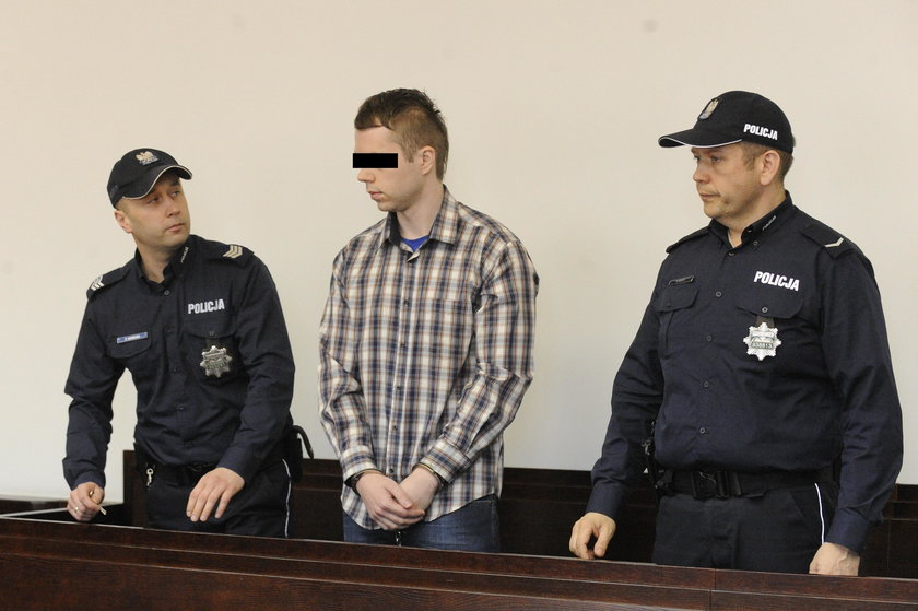 Paweł R. spędzi w więzieniu 15 a nie 20 lat