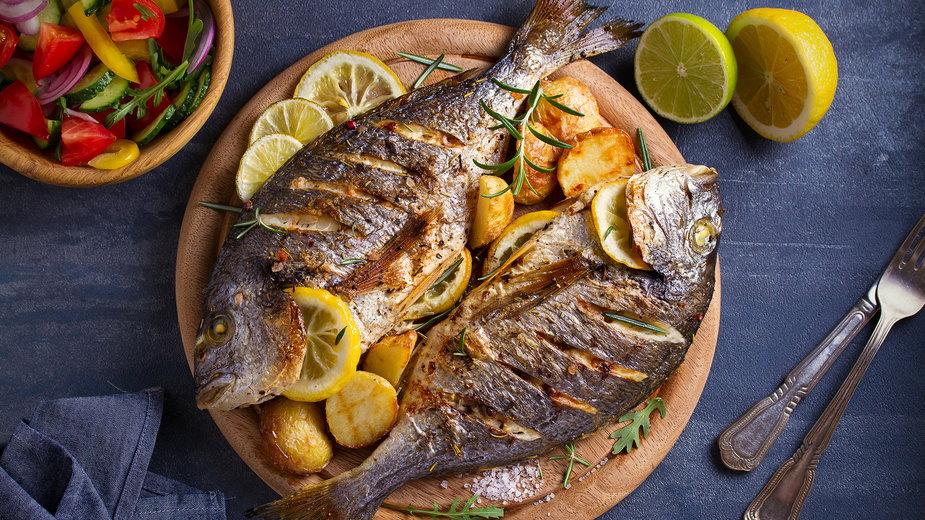 Ryby są źródłem łatwostrawnego i pełnowartościowego białka
