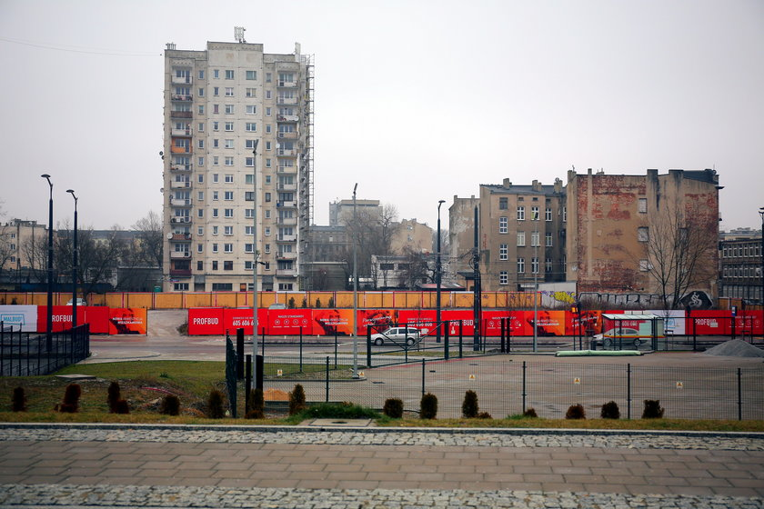 Kolejny inwestor w centrum Łodzi.