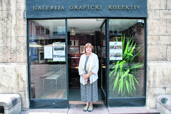 Ljiljana Ćinkul, umetnički direktor