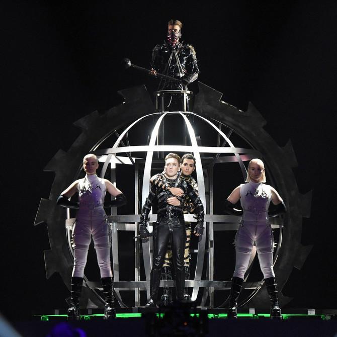 Najkontroverzniji nastup na Evroviziji
