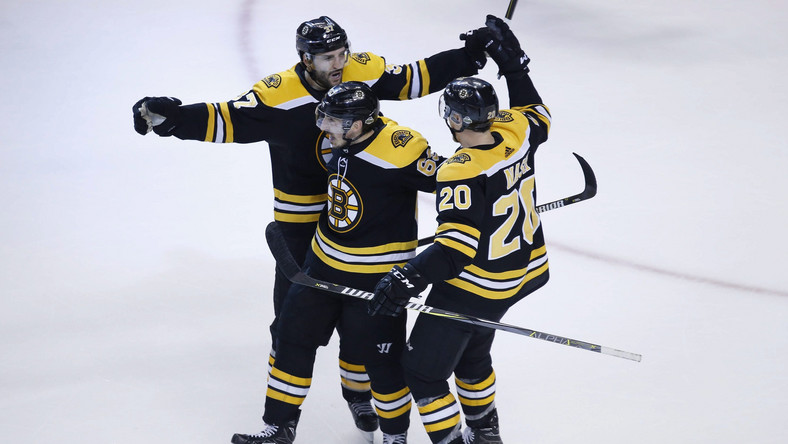 NHL: Boston Bruins wyeliminowali Toronto Maple Leafs