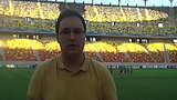 Legia trenowała w Bukareszcie