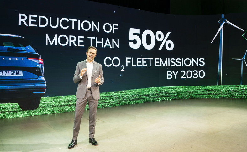 Thomas Schafer, prezes zarządu Skoda Auto