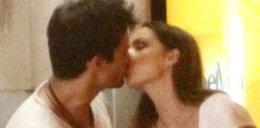 Włodarczyk i Krawczyk. Gorące pocałunki na ulicy