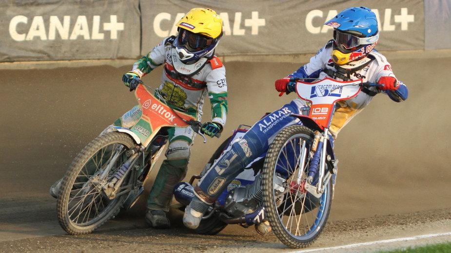 Leon Madsen i Piotr Pawlicki