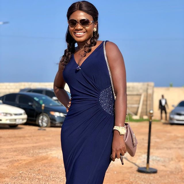 Ghanaian actress, Martha Ankamah