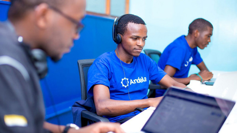 Andela is building high-performing engineering teams with Africa's most talented software developers. (Andela)