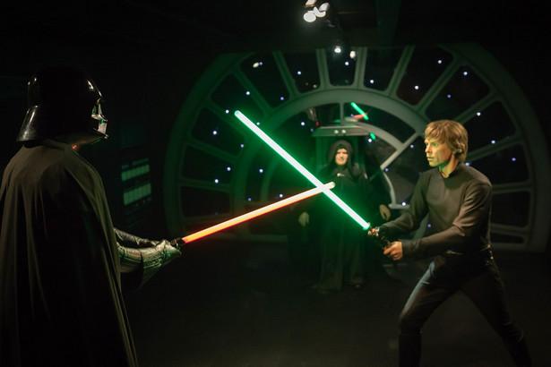 Mark Hamill jako Luke Skywalker, licencja CC BY 2.0
