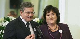 Komorowski zabrał pierwszą damę w walentynki do...