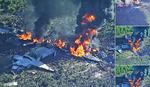 TRAGEDIJA U MISISPIJU Srušio se vojni avion, SVI PUTNICI POGINULI (VIDEO)