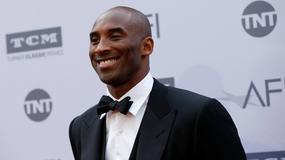 Kobe Bryant wystawił na aukcję... plastikową maskę na twarz