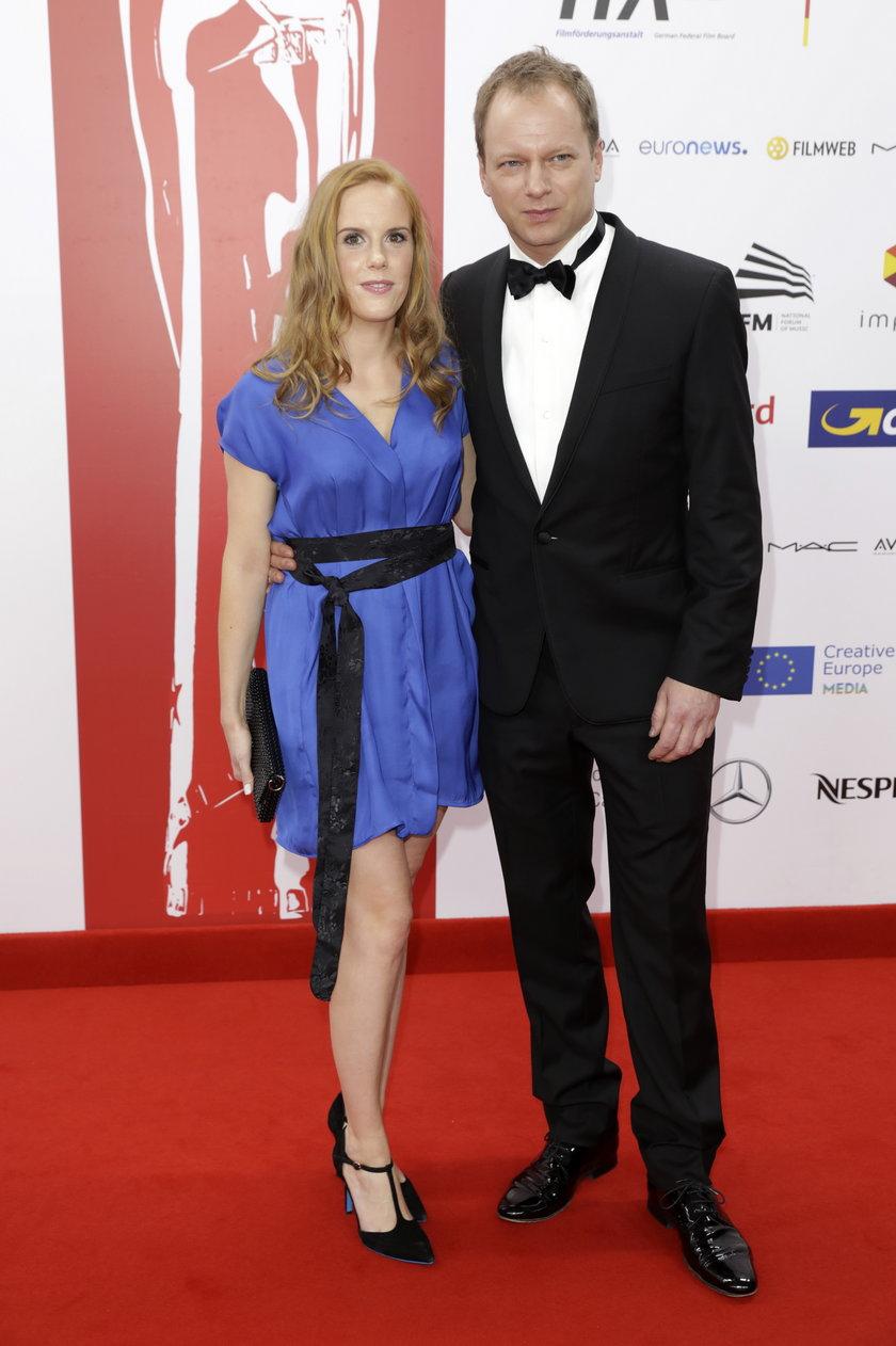 Maciej Stuhr i jego żona chorowali na koronawirusa
