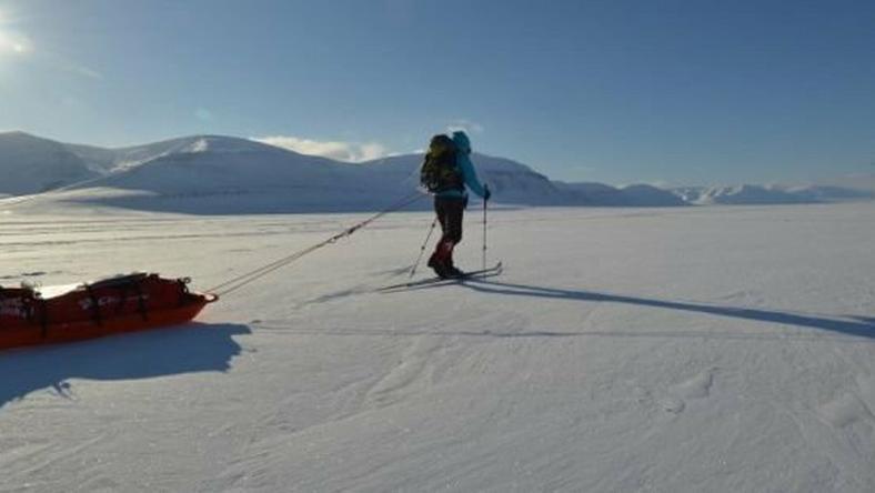 Pięć matek z Polski chce zdobyć Spitsbergen