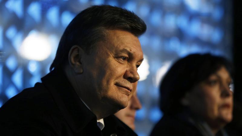 """""""Janukowycz zginie, kraj się rozpadnie"""""""