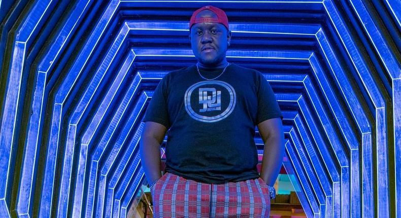 DJ Joe Mfalme announces Capital FM exit after 12 years