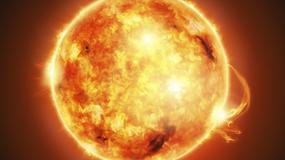 Gigantyczna eksplozja na Słońcu. Skutki odczujemy na Ziemi