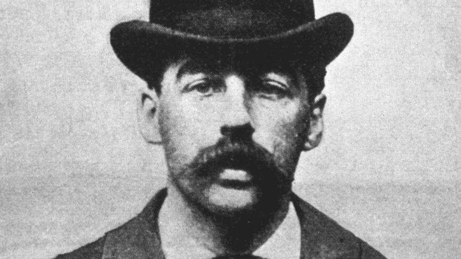 Dr. Henry Howard Holmes - założyciel morderczego hotelu