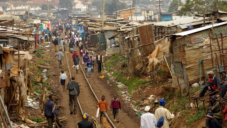 Poverty rate in Nigeria is alarming