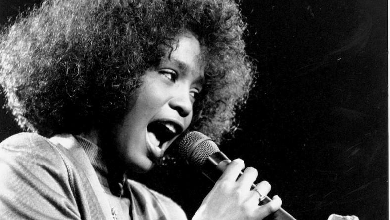 Whitney Houston – Boston, 1986