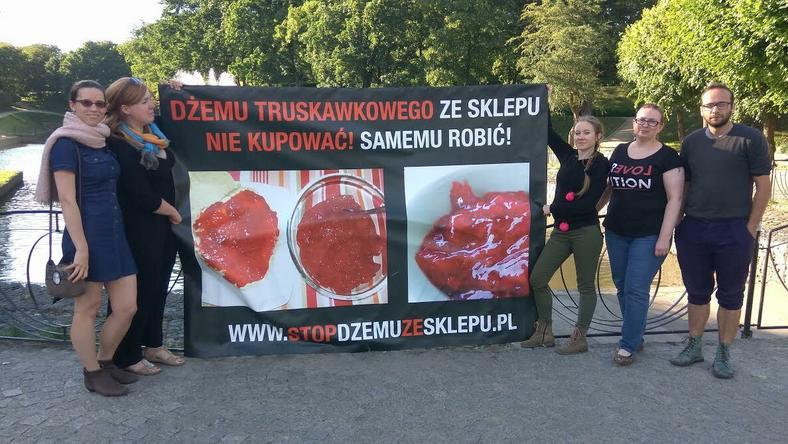 Powstały już dwa takie banery dla Gdańska i Gdyni