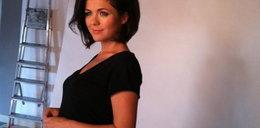 Ciężarna Katarzyna Cichopek wygląda kwitnąco