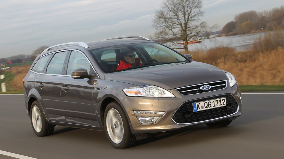 3. Ford Mondeo III (2007-14)