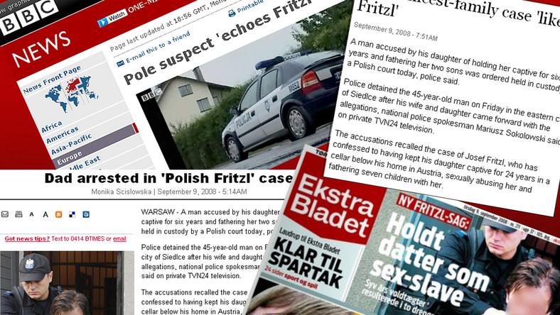 """""""Polski Fritzl"""" wstrząsnął całym światem"""