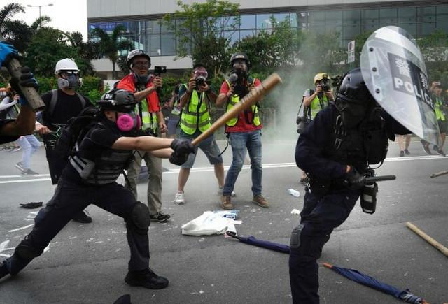 Hong Kong demonstracije