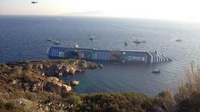 Rocznica katastrofy statku Costa Concordia w pobliżu wyspy Giglio