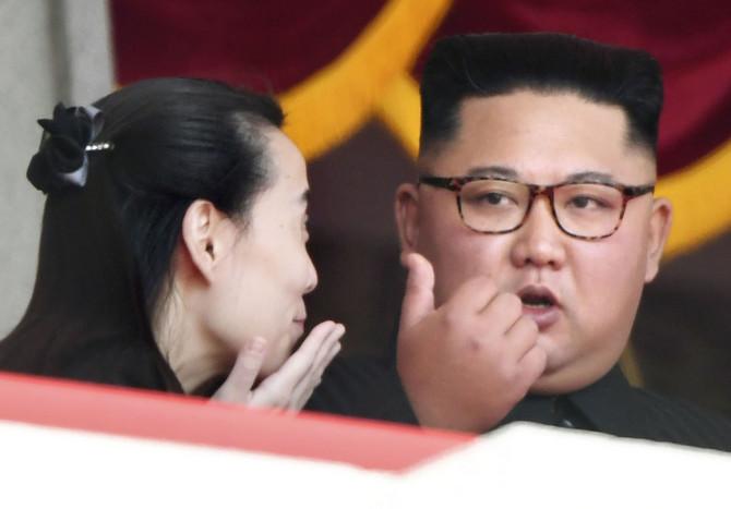 Kim Džong Un sa sestrom Jo Džong