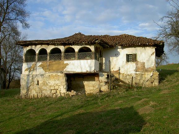 Kuća Ljubiše Jankovića u Leskovcu u opštini Petrovac na Mlavi