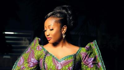Anita Akuffo recognises the audacity to be elegant in African print dress