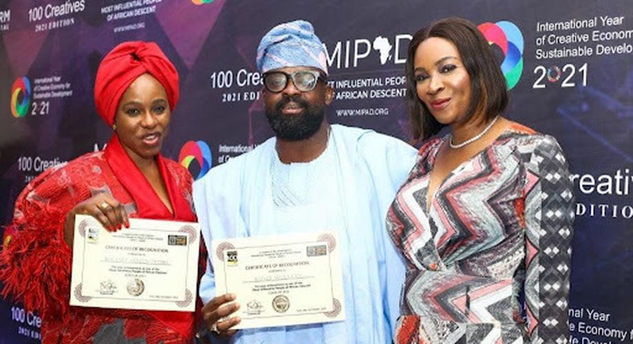 Nigerian creatives & young global leaders shine at MIPAD Lagos Event