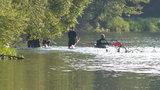 Potworna tragedia nad rzeką. Warta zabrała życie dzieci!