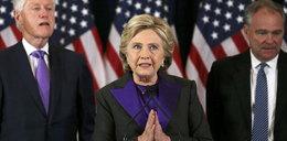 Hillary Clinton przerywa milczenie! Co powiedziała?