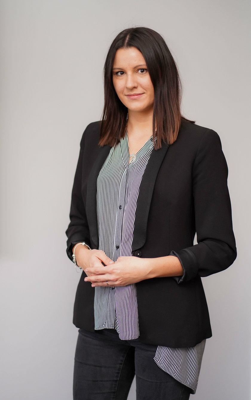 Ewa Lipka, rzecznik Urzędu Miasta  w Katowicach