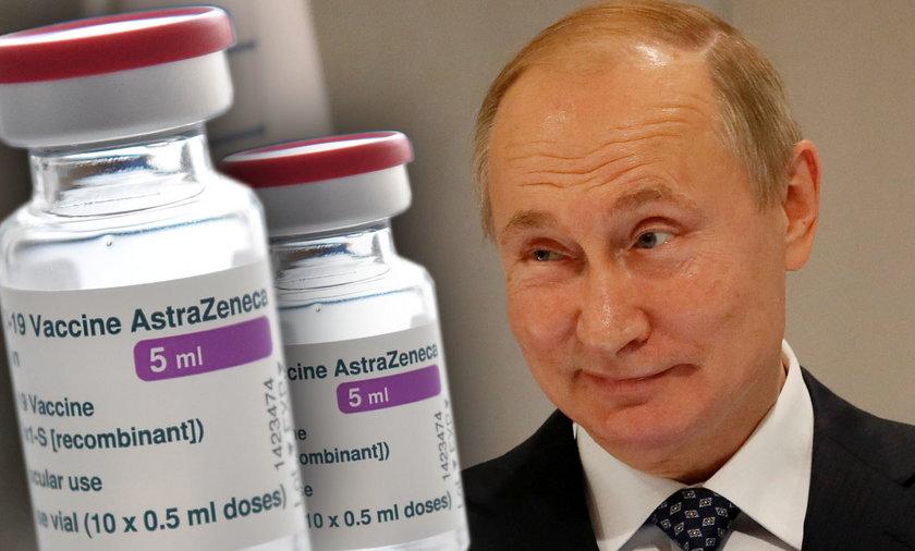 Rosyjski szpieg wykradł formułę szczepionki na COVID-19 AstraZeneki?