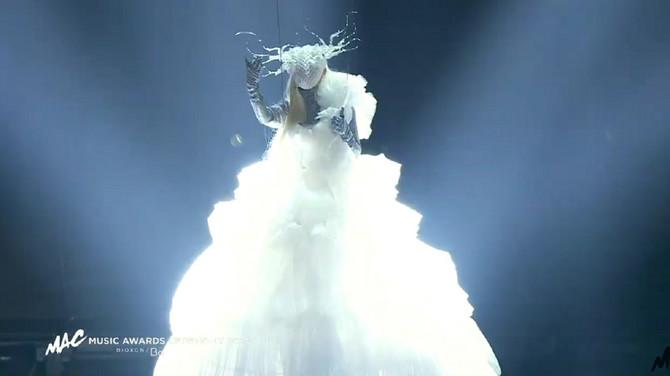 Brena kao Lejdi Gaga