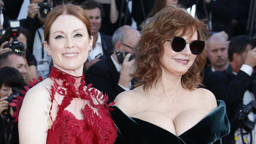 Julianne Moore i Susan Sarandon ambasadorki L'Oréal Paris na Festiwalu Filmowym w Cannes