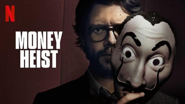 Professor in Money Heist [LadBible]