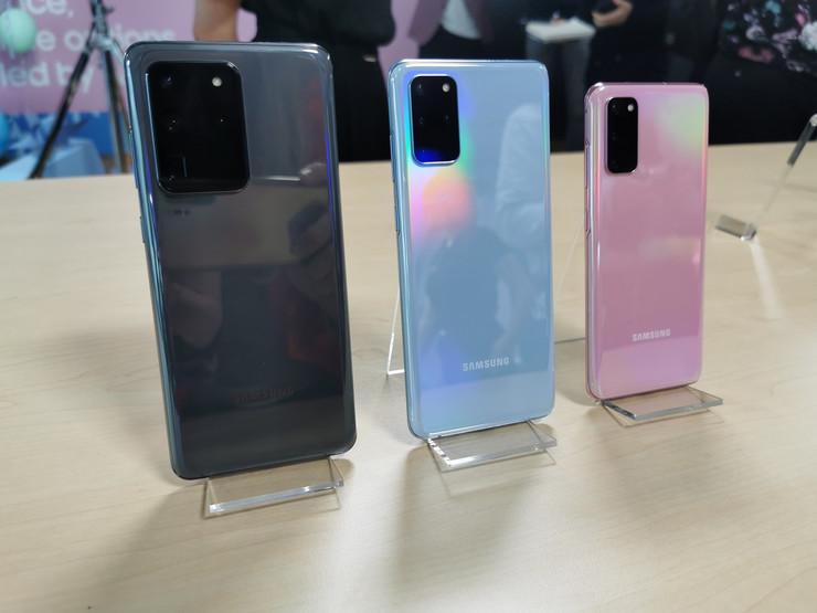 Galaxy S20 serija