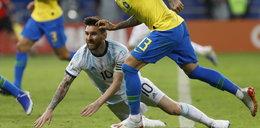 Czegoś takiego jeszcze nie było! Sanepid przerwał mecz Brazylia-Argentyna