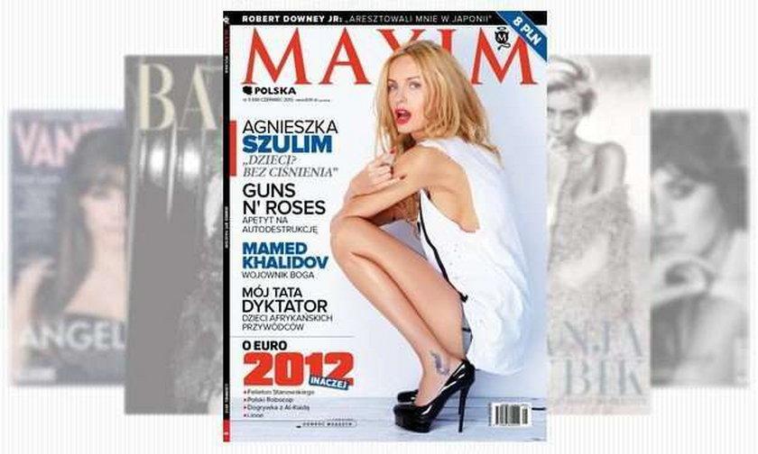 Szulim Maxim 2012